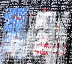 America (dmixo6) Tags: street colour art beauty graffiti words tags layers complex dugg dmixo6