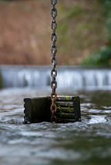 Chained    (explored) (j.elemans) Tags: holland art history nature water dutch poetry poem top20rustandcrust sony arnhem chain watermill historie sonsbeek gelderland a300 mygearandme