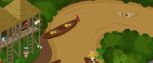 Pigg fishing - Amazon River 2