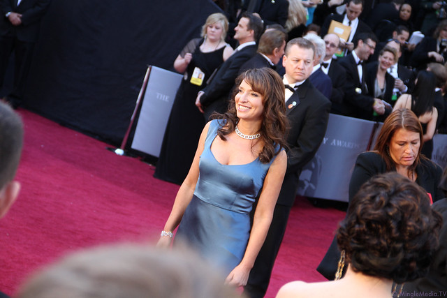Susanne Bier at the 83rd Academy Awards Red Carpet IMG_0944 by MingleMediaTVNetwork