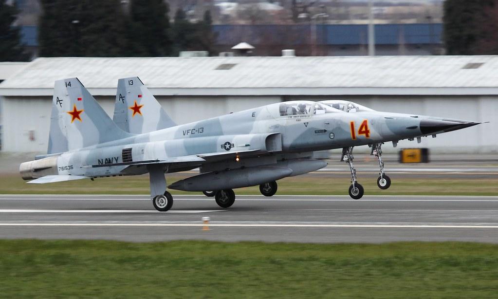Les F-5E/F/N Tiger II / Aggressor - Page 3 5487572677_935ce24c17_b