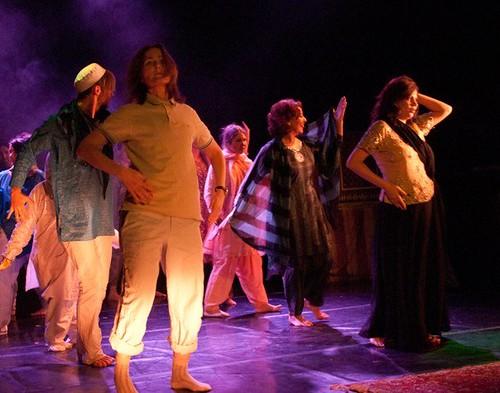 """Te Nord """"Shavana"""" Teater på Innvik 2010"""