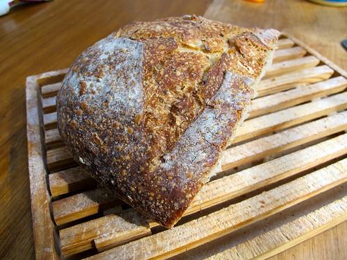 Beer Barm Bread