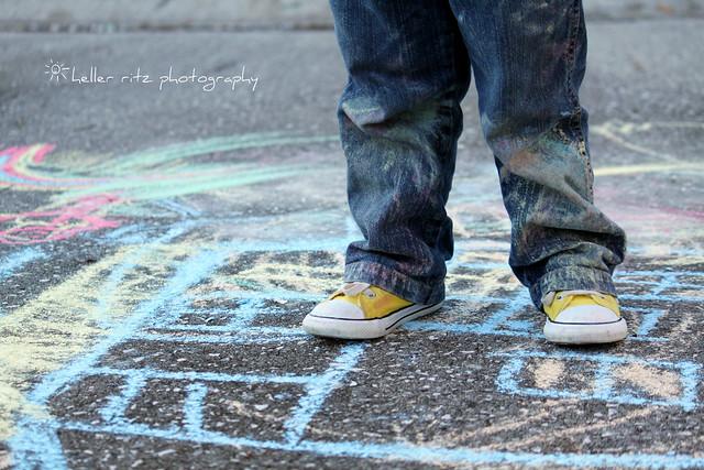 Chalk Artist_Tagged