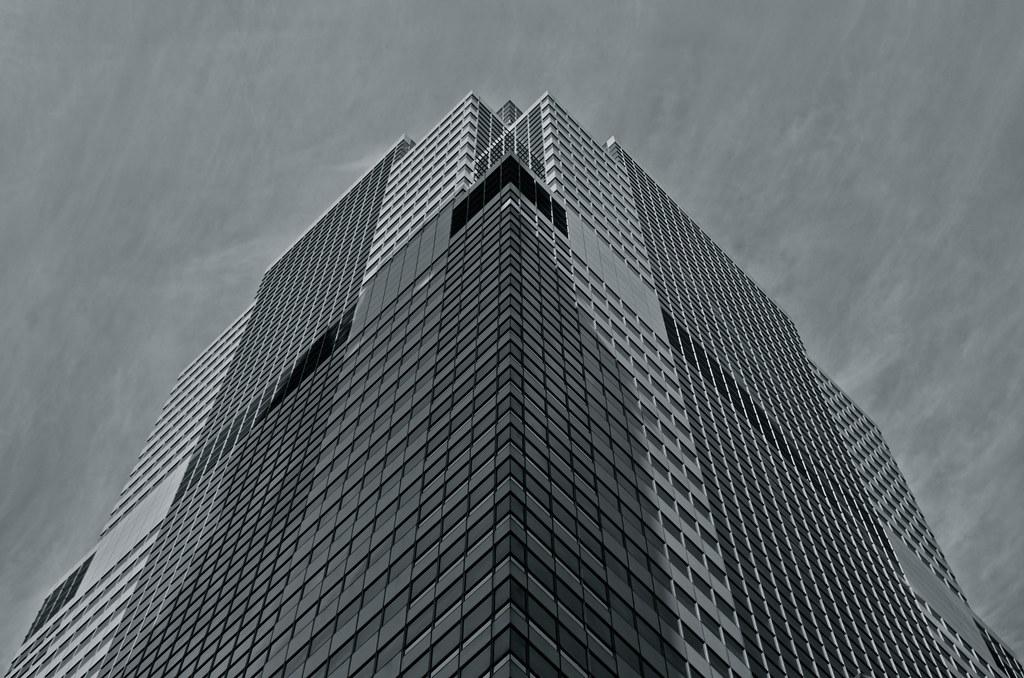Radical Geometry at Morgan Stanley