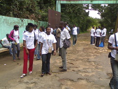 Abidjan Ivory Coast (350.org) Tags: 350 ivorycoast abidjan 21474 guyzoo 350ppm uploadsthrough350org actionreport oct10event