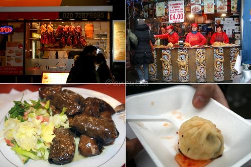 cibo asiatico a londra