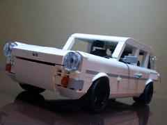"""1970 Volkswagen 1600 Squareback """"Ramona"""""""
