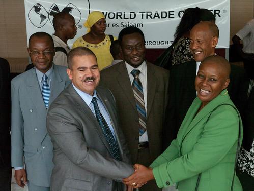 World trade center, Dar es Salaam
