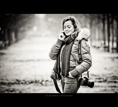 ✆ Lisa (Marc Benslahdine) Tags: portrait blackandwhite cinema paris model nikon photographer noiretblanc outdoor lisa yeux nana parc jardindestuileries lightroom doudoune canonef70200mmf4lusm canoneos50d marcopix d300s tripax ©marcbenslahdine wwwmarcopixcom wwwfacebookcommarcopix marcopixcom