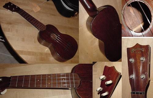 Vintage Martin Ukulele