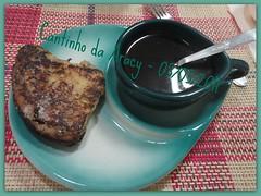 03.03.2011 - rabanada de panetone e café by Cantinho da Aracy
