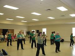 Senior Strutters March Show