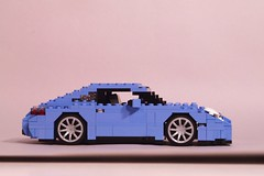 Porsche 911 (996) - Sally Carrera (lego911) Tags: auto cars car model lego 911 sally porsche pixar animation carrera lugnuts 996 moc miniland sallycarrera foitsop