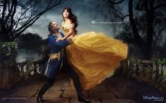 Disney-Leibovitz Pictoral