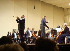 Byron Stripling, Michael Butterman / Shreveport Symphiny by trudeau