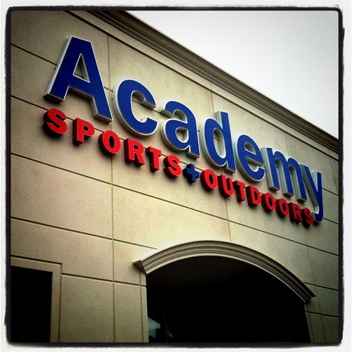 Academy Sporting Goods Store in Tyler Texas