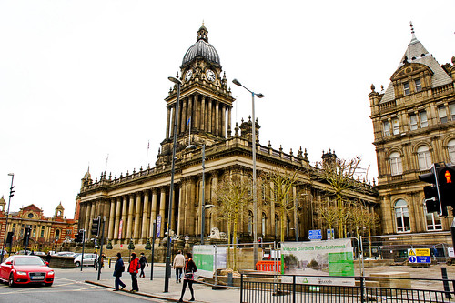 Town Hall of Leeds