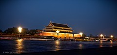 tian an men (helen sotiriadis) Tags: china light architecture night canon beijing tiananmen canonefs1022mmf3545usm canoneos40d