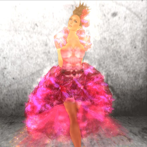 Moolto Hunt: Fellini Couture (dress)