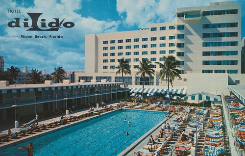 Hotel DiLido - Miami Beach, Florida