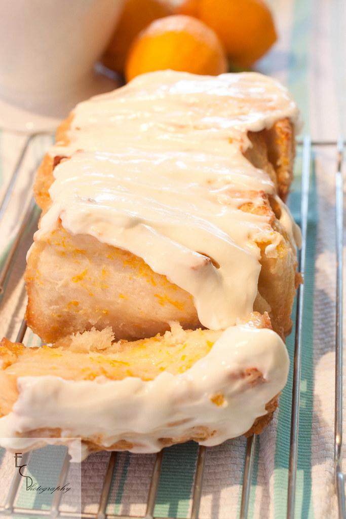 5507974023 203e758048 b d Lemon Pull Apart Bread