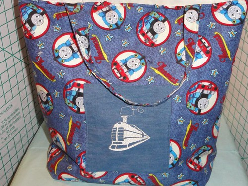 Thomas tote by ladybee_51