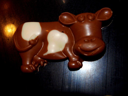 James Chocolates Milk & White Chocolate Cows