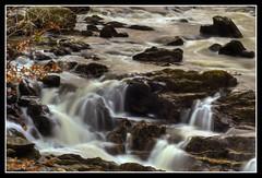 The Memories of You Flow Onwards (* Vicz *) Tags: water flowing hermitage watefall