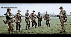 RB-4634 (Robert Bridgens) Tags: world 2 training soldier oak war ss camo german reenactment reenactor agm smock firearms planetree ksk 2011 mg42 k98 mg34 mp40 kampfgruppe peadot stahlkrieger