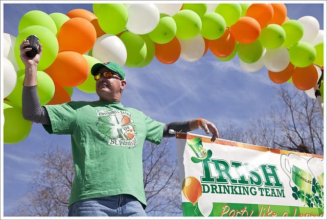 2011 St. Patrick's Parade 1