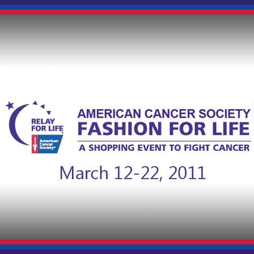 Fashion for Life 2011 Logo