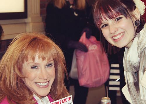 Met Kathy!