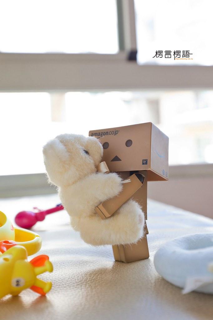 [楞言楞語]泰迪熊系列 – 抱抱