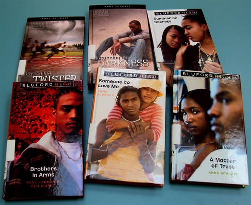 New urban teen novels and pi the daring school library blog