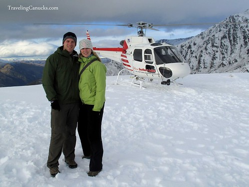 Heli-tour of The Remarkables, Queenstown