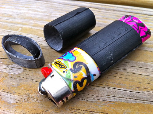BIC Classic Lighter & Ranger Bands