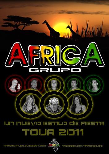 África 2011 - grupo - cartel