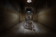 I WelComE ThE LIGhT :: (andre govia.) Tags: light house building abandoned strange buildings hospital insane chair woods closed decay wheelchair ghost down best andre haunted hallway creepy spooky explore master horror ghosts mad sanatorium asylum ue urbex sanitarium asylums tresspass criminally sanatoriums govia exploreing dembigh