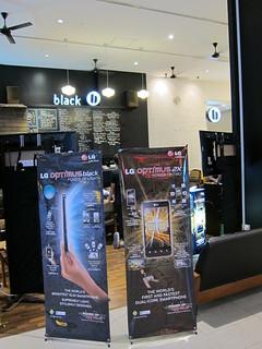 LG Blogger Night - Optimus 2X & Optimus Black 17032011