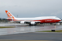 Boeing Co N6067E (Drewski2112) Tags: county field airport 747 intercontinental paine snohomish pae kpae 7478 b748 7478i n6067e