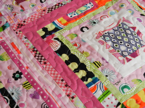 MHC quilting in progress