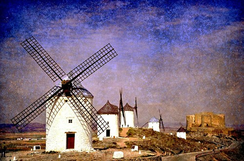 En un lugar de la Mancha - In a place of the Mancha by Marco Antonio Losas