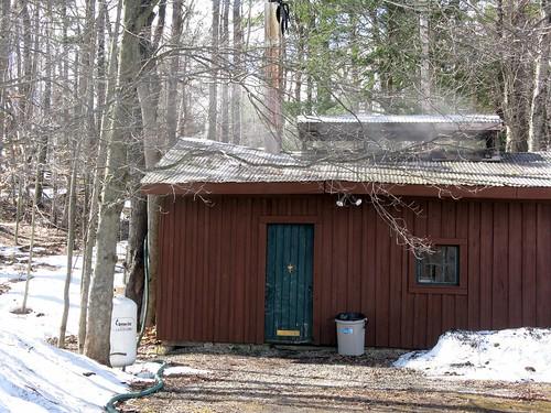 Jameson's sugar house