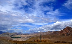Leh Landscape (@mons.always) Tags: sky mountains clouds landscape nikon leh ladakh d90