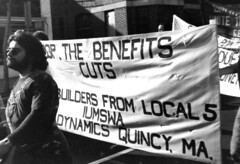No Cuts in Jobless Benefits 1977 # 6