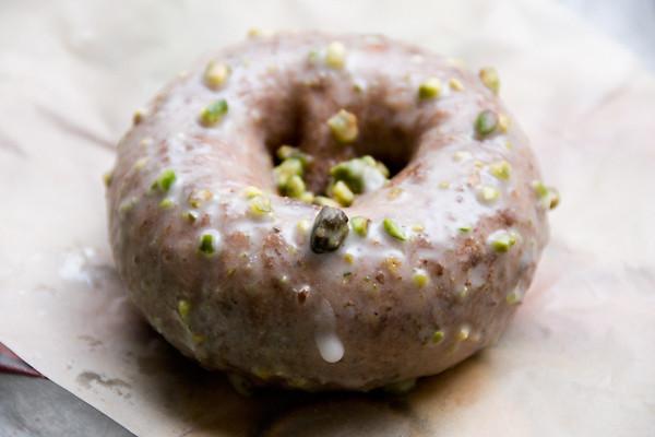 pistachio-donut