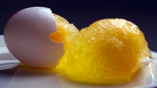 Frozen Eggs