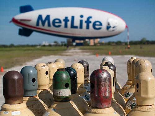 MetLife Helium Stores