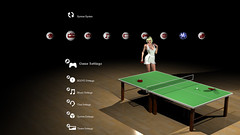 Free Table Tennis PS3 Theme